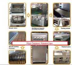 Production of Completely automated cookies Biscuit