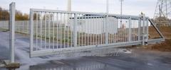 Откатные ворота Protect