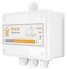 TP 610 temperature regulator