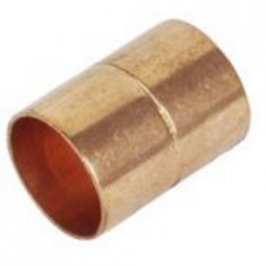 "Coupling of copper 22 mm (7/8"")"