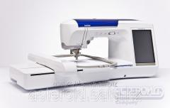 Brother nv 1e sewing embroidery machine