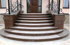 Input stairs