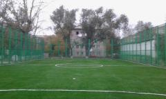Искусственная трава для спортивной площадки