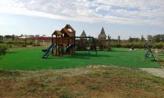 Artificial grass - the best floor covering