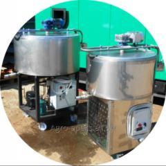 Молокоохладитель серии М1