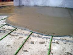 Plasticizing agent for concrete