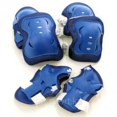 Комплект защиты для экстремальных видов спорта: