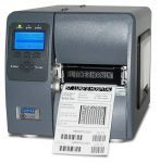 Thermal printer of labels (bar code) of
