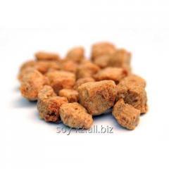 Forage soybean fat