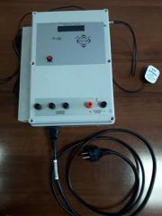 Прерыватель тока с GPS синхронизацией
