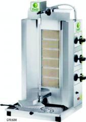 Вертикальная газовая шашлычница GYR60M