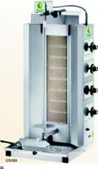 Вертикальная газовая шашлычница GYR80M