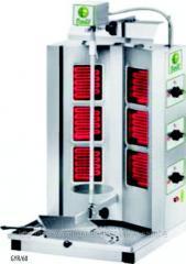 Вертикальная электрическая шашлычница GYR/60