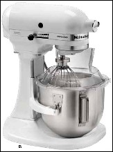 PLANETARY TESTOMES KITCHENAID K5, K50