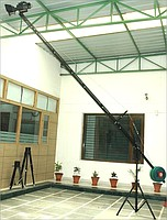 Операторский кран длиной 5,5 метр