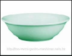 Salad bowl 1.1l, d=23sm, h=6.5sm