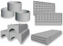 Equipment for production of concrete products