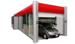 Оборудование стационарное для автомойки