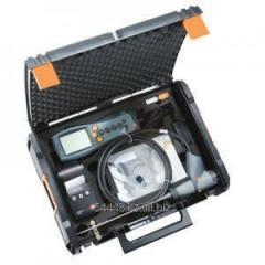 Testo 330 анализатор дымовых газов