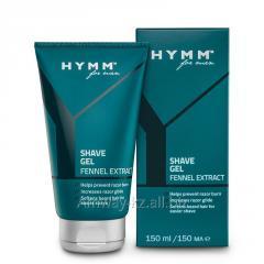 HYMM shaving gel