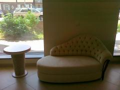 Upholstered furniture to order, Stove bench