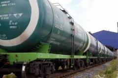 Bitumen road BND 60/90 in bulk in railway tanks