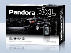 Pandora DXL 3000 autoalarm system
