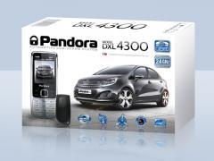 Pandora DXL 4300 autoalarm system