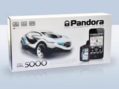 Pandora DXL 5000 autoalarm system