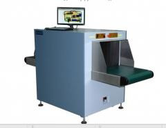 Airport scanners of baggage X-ray