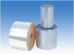 Packaging film, heat-sealing, roll, polymer