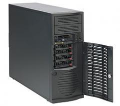 Supermicro 7036A-T /2 Xeon 5600/5500 серии /96GB