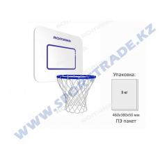Basketball backboard for DSK the Come