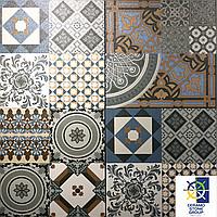 Porcelain tile 3S28, Ornament, 30*30 cm, 20 kg / ㎡