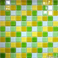 Mosaic 3E9 of 22 pieces (1,98kv, m / kp), glass