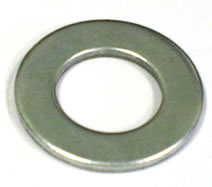 Washer, 2*2sm, 1.8mm, 0.004kg/piece