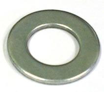 Washer, 2*2sm, 1.8mm, 0.004kg/piece