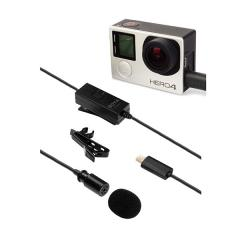 The microphone petlichny Boya GM-10 for GoPro Hero