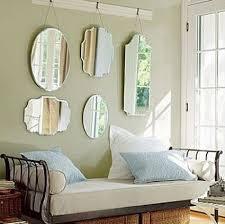 Mirrors are decorative