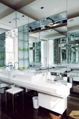 Mirrors for a bathroom