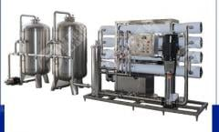 Systems and equipment for water purification