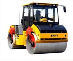 Дорожный каток SANY STR100-5 STR Серия 10 тонн