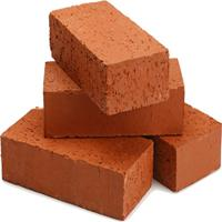 The brick is zabutovochny