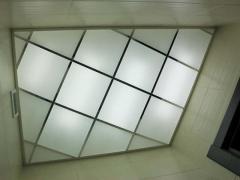 Ceilings glass