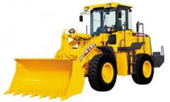 Frontal loader
