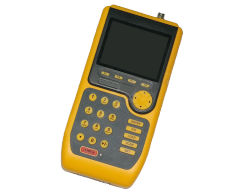 The telecommunication measuring and test equipment