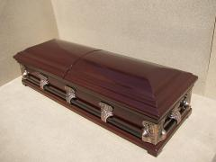 Coffin simple