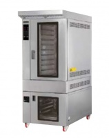 Miniconvection furnace, electric, gas