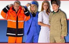 Спецодежда, Одежда рабочая, Униформа, Пошив