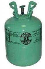 Freon R - 22 (in cylinders of 13.6 kg)